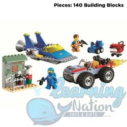 Emmet and Benny's 'Build...