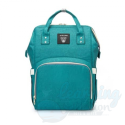 Mommy Bag Coral Blue