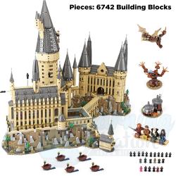 Hogwarts Mega Castle