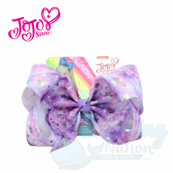 JoJo Bow Candy Floss