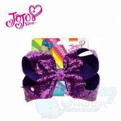 JoJo Bow Shimmer Glitter