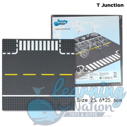 T Junction Street Plate