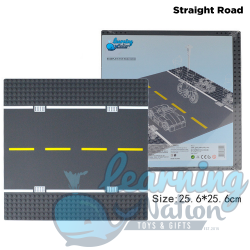 Straight Street Plate