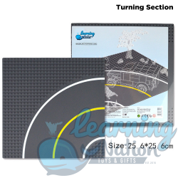 Turning Section Street Plate