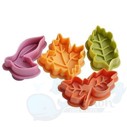 4Pcs/Set Plunger Cutters...