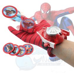 Spiderman Playing Glove