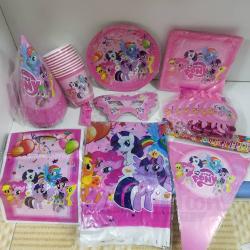 My Little Pony Party Set