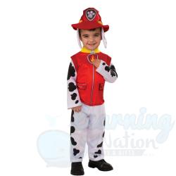 Paw Patrol Marshall Costume