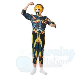 Bumblebee Muscle Costume
