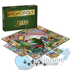 Legend of Zelda -...