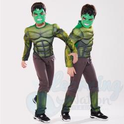 Hulk Muscle Costume