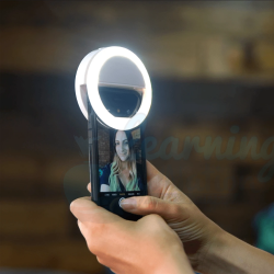 Portable Selfie Ring Light...