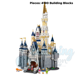 Disney Play Castle