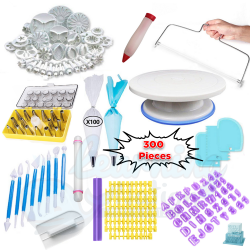 300 Pieces Baking Set