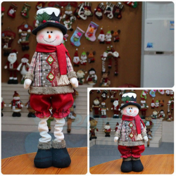 Extendable Ornament Doll -...