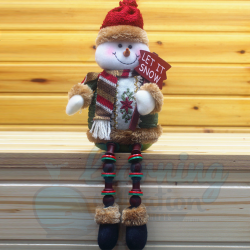 32CM Snowman Doll