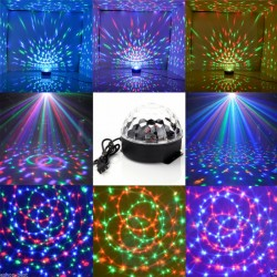 Dancing Magic Disco Ball Light