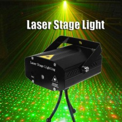 Stage Laser Light
