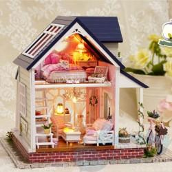 DIY House Attic Bedroom