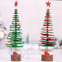 DIY Felt Christmas Tree...
