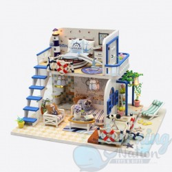 DIY House Beachsite Flat