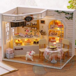 DIY House Cake Shop