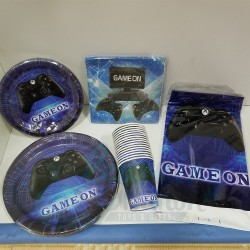 Game On Xbox Party Set