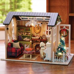 DIY House Christmas Decor