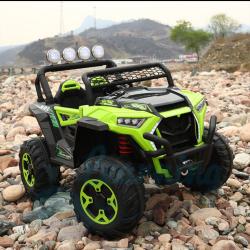 XL Green Rhino Warrior...