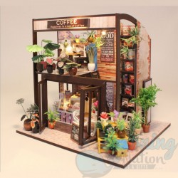 DIY House Garden Coffee House