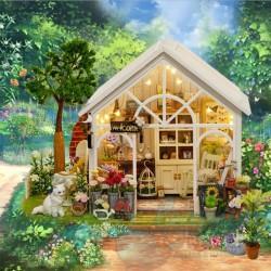 DIY House Garden House