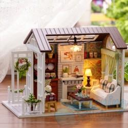 DIY House Garden Lounge