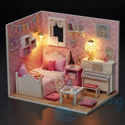 DIY House Granny's Bedroom