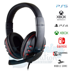 Gaming Headphones with...