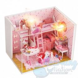 DIY House Hello Kitty Room