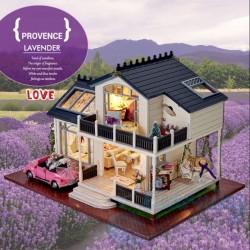 DIY House Lavender Cottage
