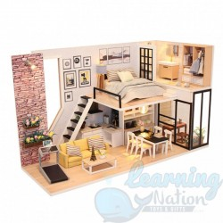 DIY House Modern Bachelor Room