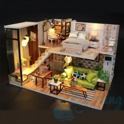 DIY House Modern Flat