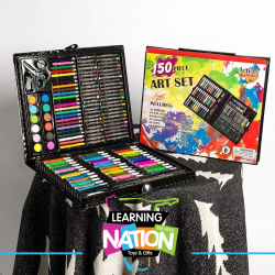 Colouring Kit 150 Pieces