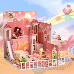 DIY House Pink Princess