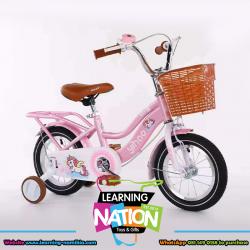 Pink Unicorn Bicycle
