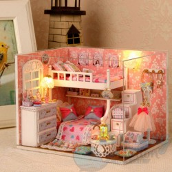 DIY House Pink Princess Room