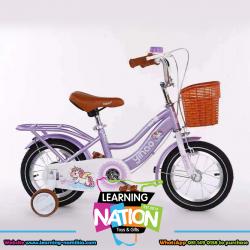 Purple Unicorn Bicycle