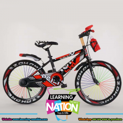 """Red Large 20"""" Action Bicycle"""