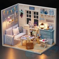 DIY House Room at the Beach