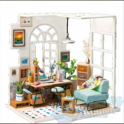 DIY House Study