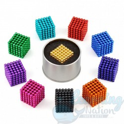 5mm Magnetic Balls (216 Balls)