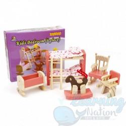 Dollhouse Children Bedroom...