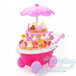 Icecream Dessert Cart