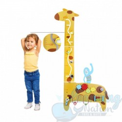 Giraffe Activity Wall